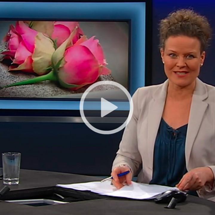 Kate Balle i TV2 Lorry